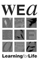 WEA learning for life logo